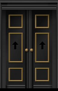 דלת טרוקה