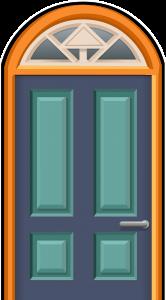 דלת נעולה