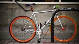 מנעול אופניים